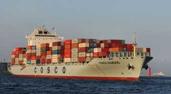 "The ""COSCO ASHDOD"" follows the ""COSCO HAIFA"", delivered in October 2012"